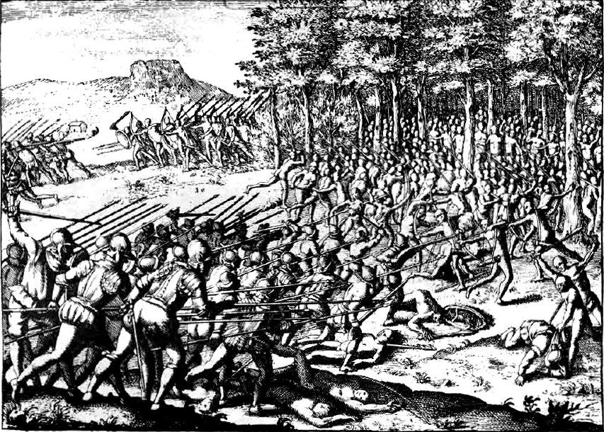 Bitwa zIndianami
