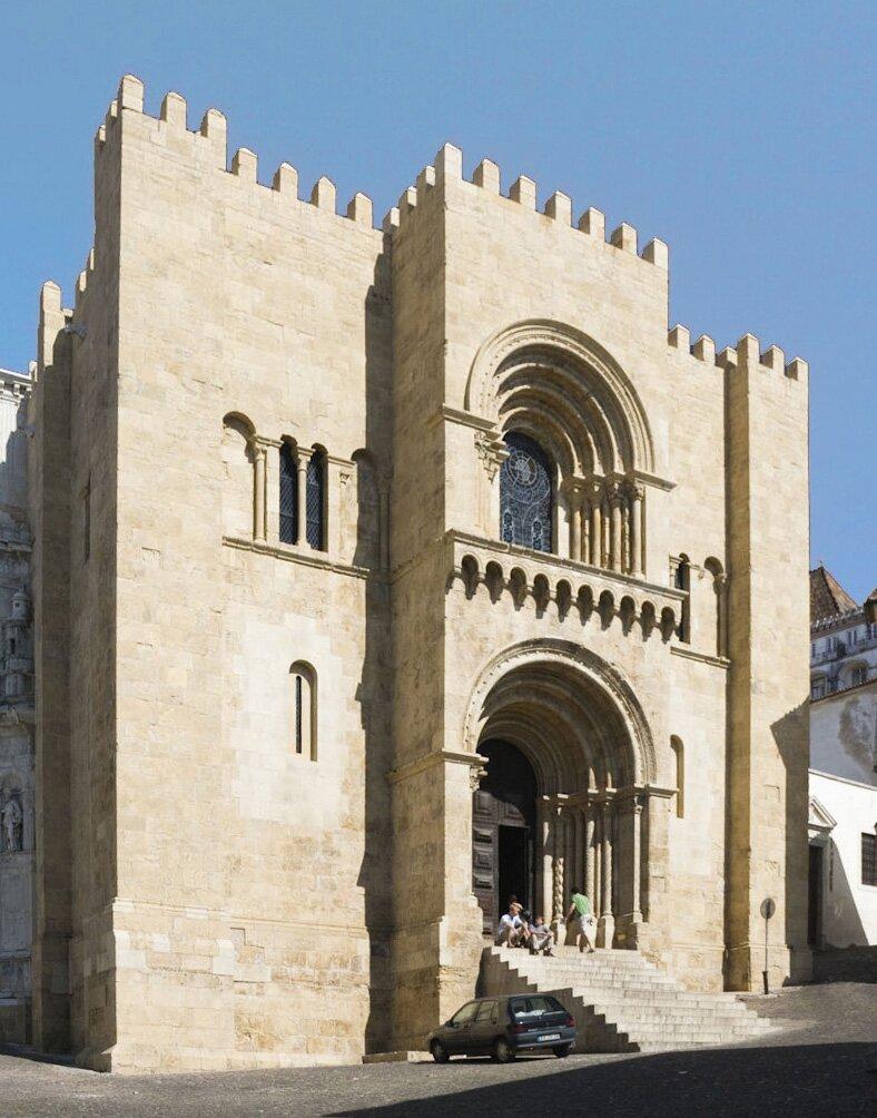 Coimbra Źródło: Digitalsignal, Coimbra, licencja: CC BY-SA 4.0.