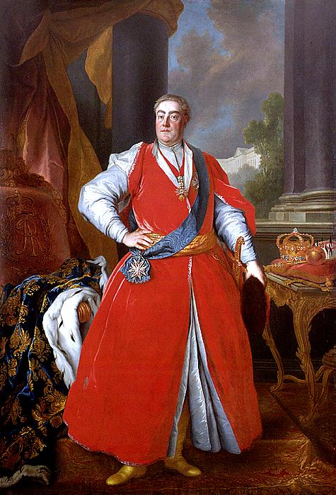 Portret króla Augusta III wstroju polskim Źródło: Louis de Silvestre, Portret króla Augusta III wstroju polskim, około 1737, Gemäldegalerie Alte Meister, Drezno, domena publiczna.