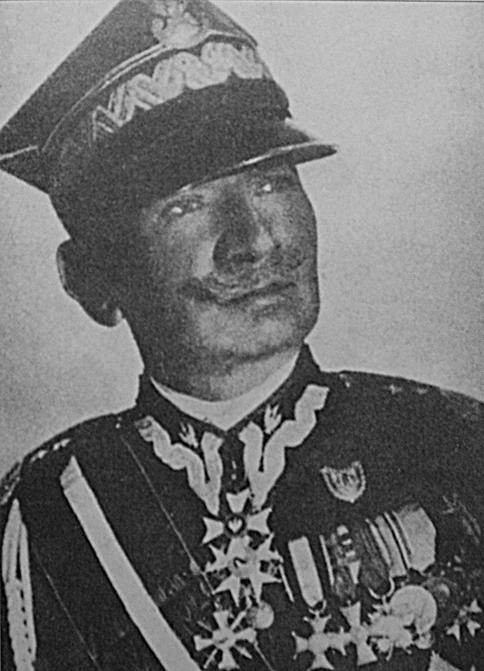 Gen. Juliusz Rómmel Gen. Juliusz Rómmel Źródło: domena publiczna.