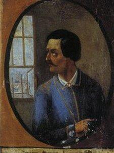 Portret Krzysztofa Kosińskiego (1543-1593) Portret Krzysztofa Kosińskiego (1543-1593) Źródło: domena publiczna.