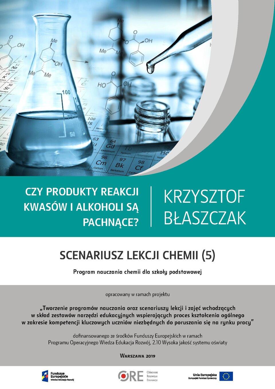 Pobierz plik: 5_scenariusz chemia_Blaszczak.pdf