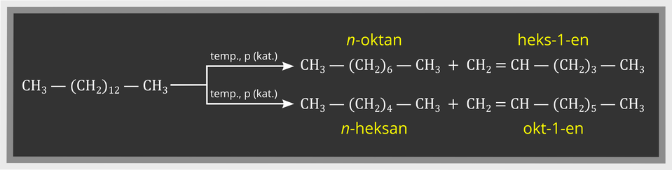 równanie reakcji