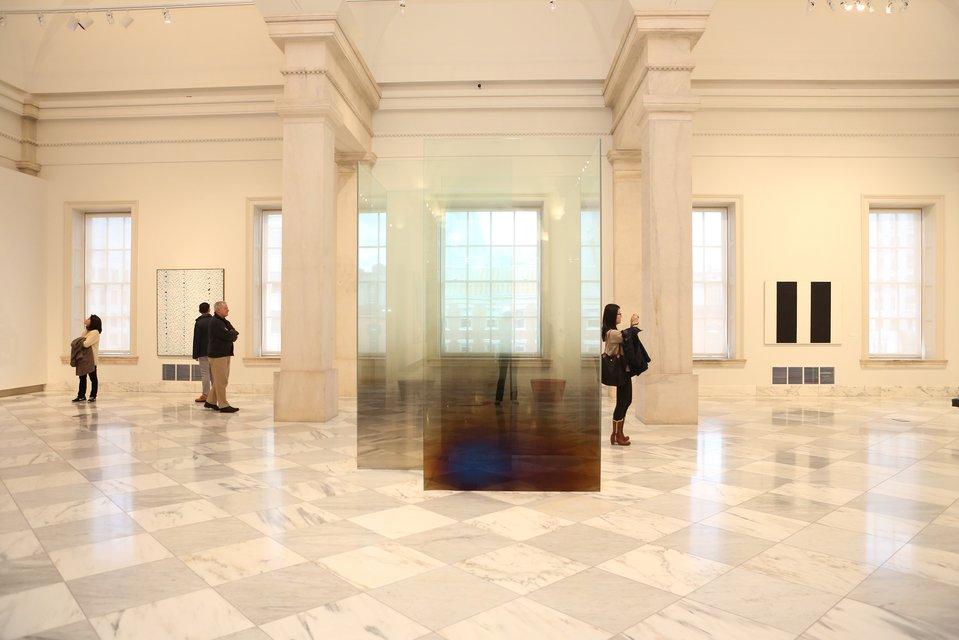 Modern and contemporary art galleries zdj Źródło: Amy Vaughters, licencja: CC BY-SA 3.0.