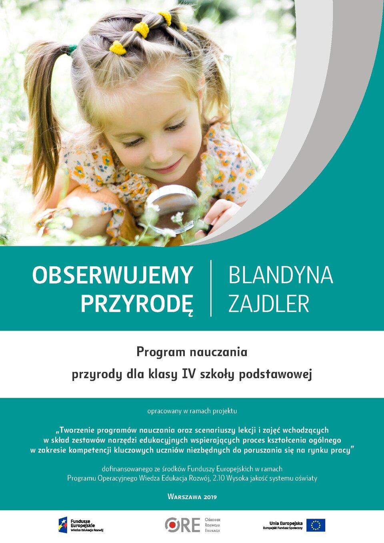 Pobierz plik: program_przyroda_Zajdler.pdf