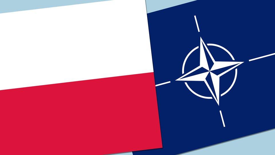 Polska wNATO Źródło: Joanna Jakubowicz, licencja: CC BY 3.0.