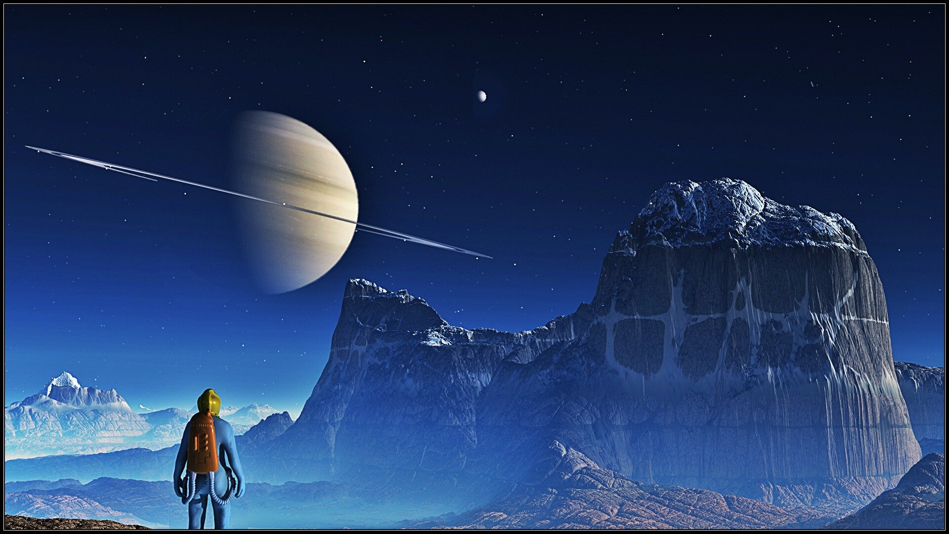 Planety Źródło: www.pixabay.com, domena publiczna.