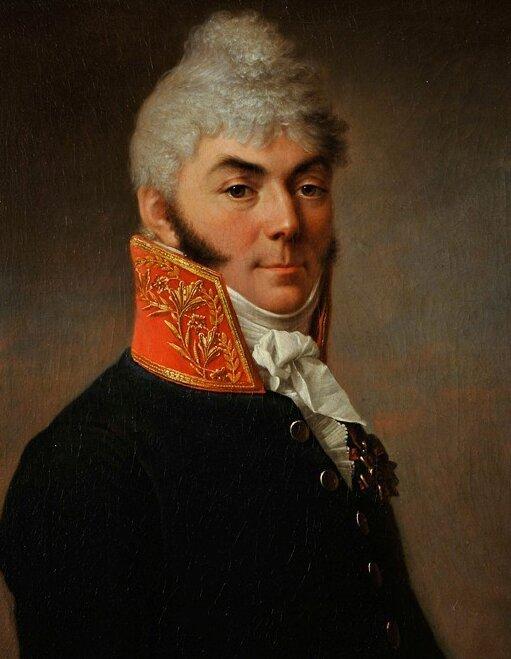Nikołaj Nikołajewicz Nowosilcow Źródło: Stepan Siemionowicz Szczukin, Nikołaj Nikołajewicz Nowosilcow, ok. 1808, domena publiczna.