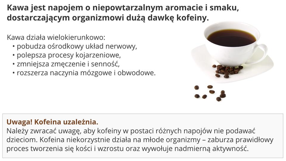 Jak na nasz organizm działa kawa, ajak herbata?