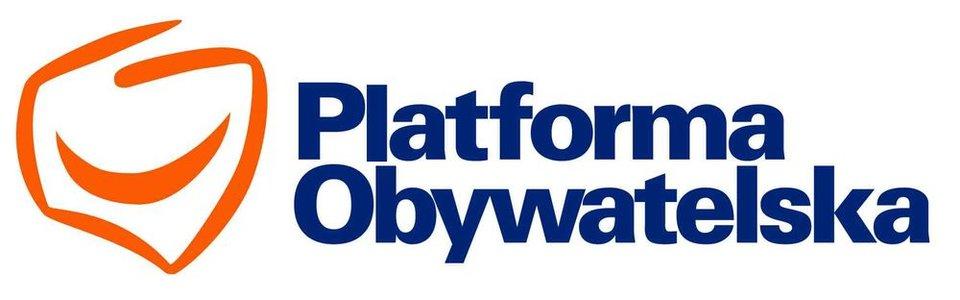 Logo partii Platforma Obywatelska