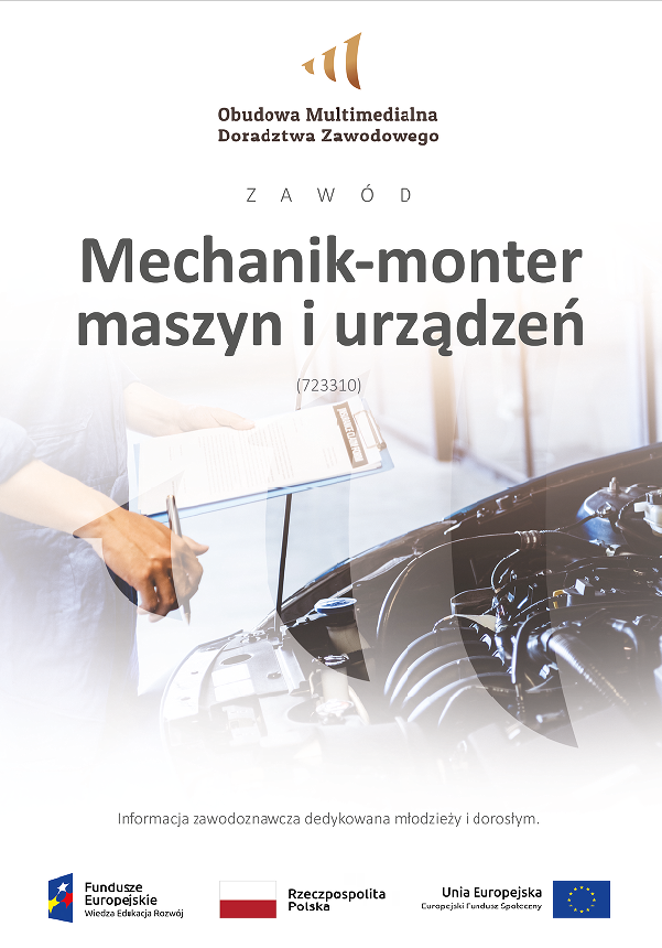 Pobierz plik: Mechanik-monter maszyn i urządzeń dorośli i młodzież MEN.pdf
