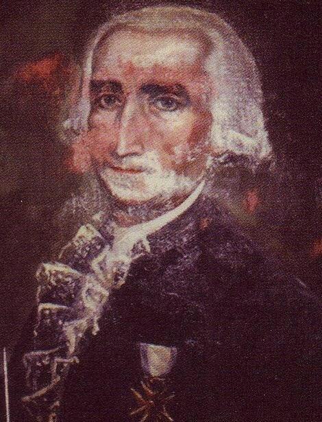 Portret Diego de Gardoqui Źródło: Portret Diego de Gardoqui, Palace of the Governors, Santa Fe, domena publiczna.
