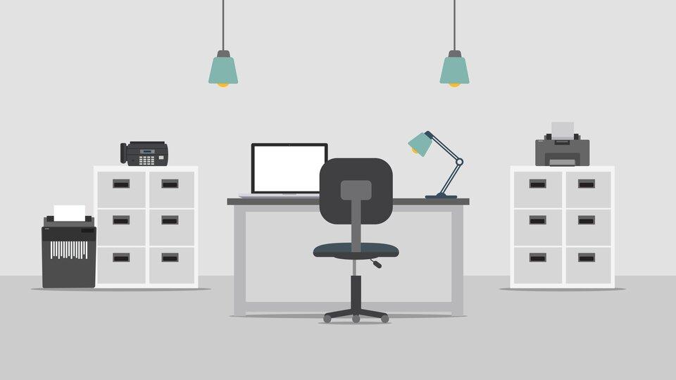 technik prac biurowych