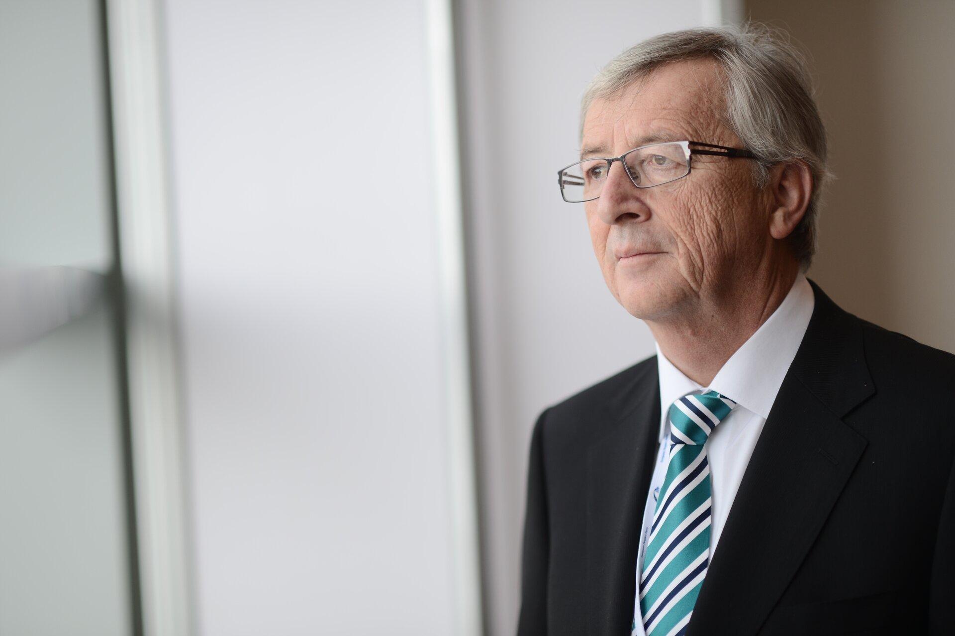 Jean-Claude Juncker (22 listopada 2004 - 1 listopada 2014)