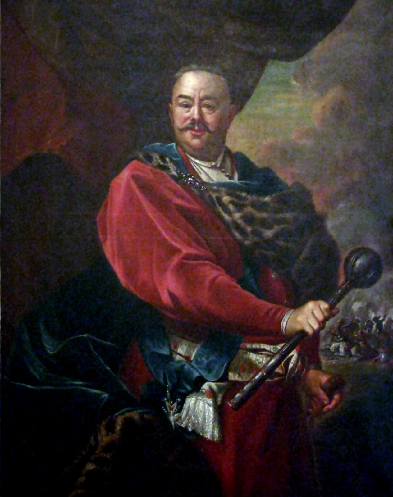 Jan Klemens Branicki Źródło: Jan Klemens Branicki, XVIII/XIX w., Wikimedia Commons, licencja: CC BY 3.0.