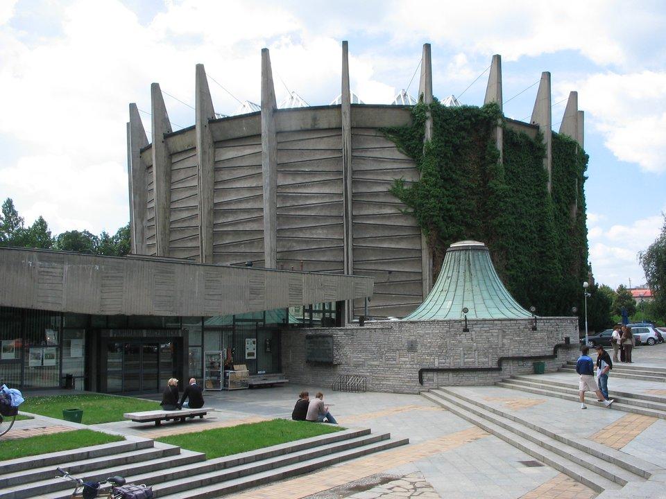 Rotunda Panoramy Raclawickiej we Wrocławiu Rotunda Panoramy Raclawickiej we Wrocławiu Źródło: Adam Dziura, Wikimedia Commons, licencja: CC BY 3.0.