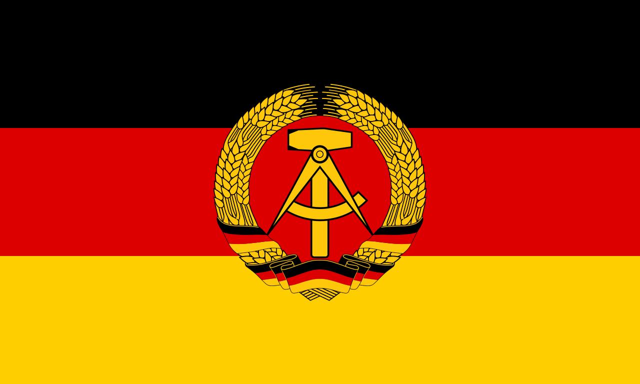 Flaga NRD.
