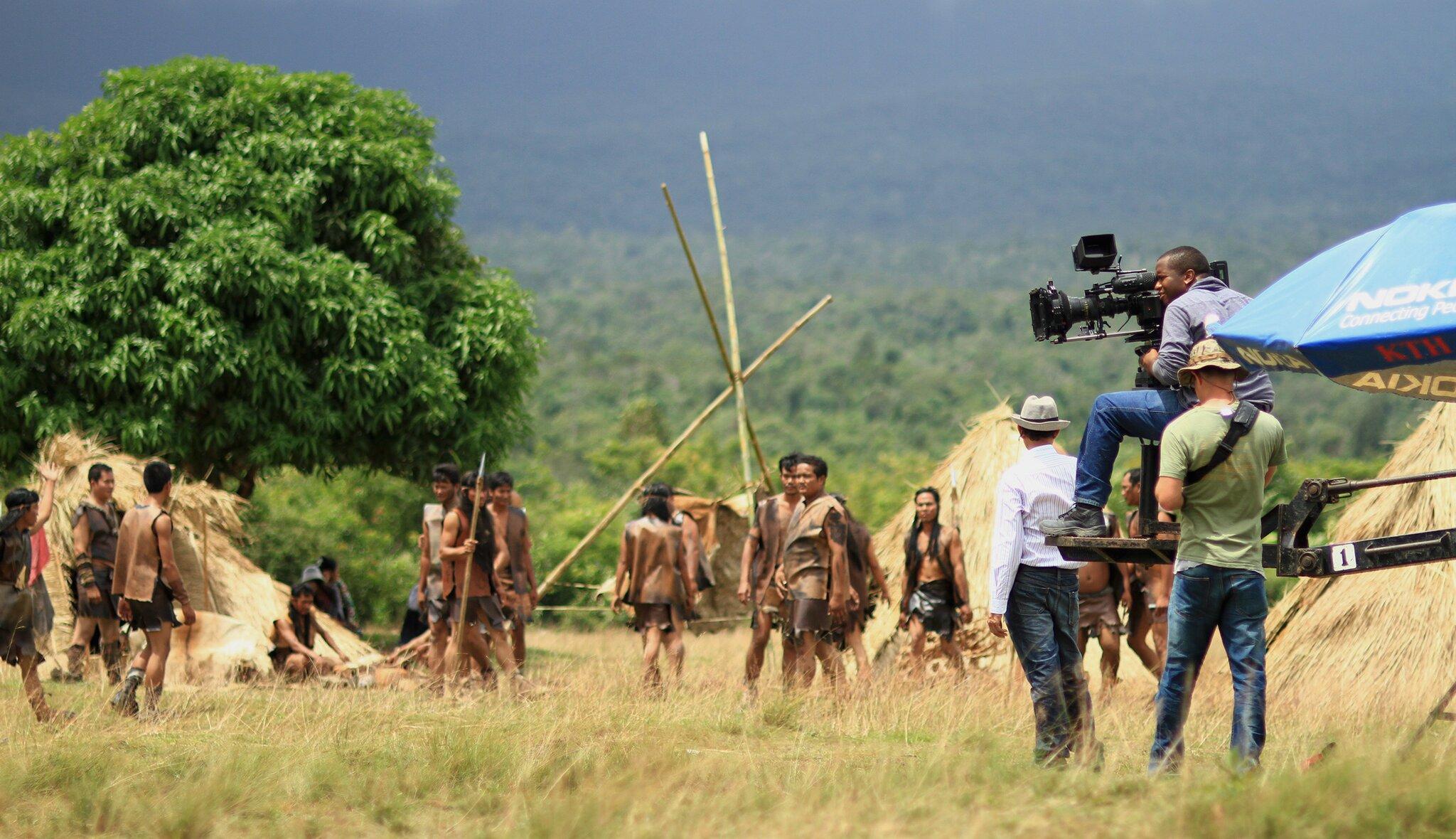 Ekipa realizująca film Ekipa realizująca film Źródło: licencja: CC 0.