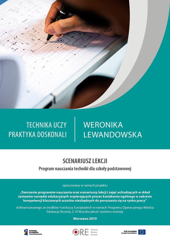 Pobierz plik: Scenariusz 8 Technika SP Lewandowska.pdf