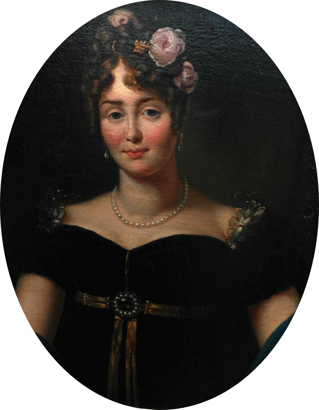 portret kobiety - Maria Walewska