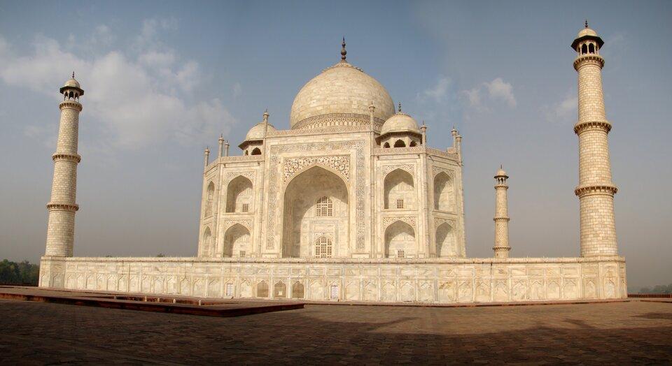 Tadź Mahal (Indie)