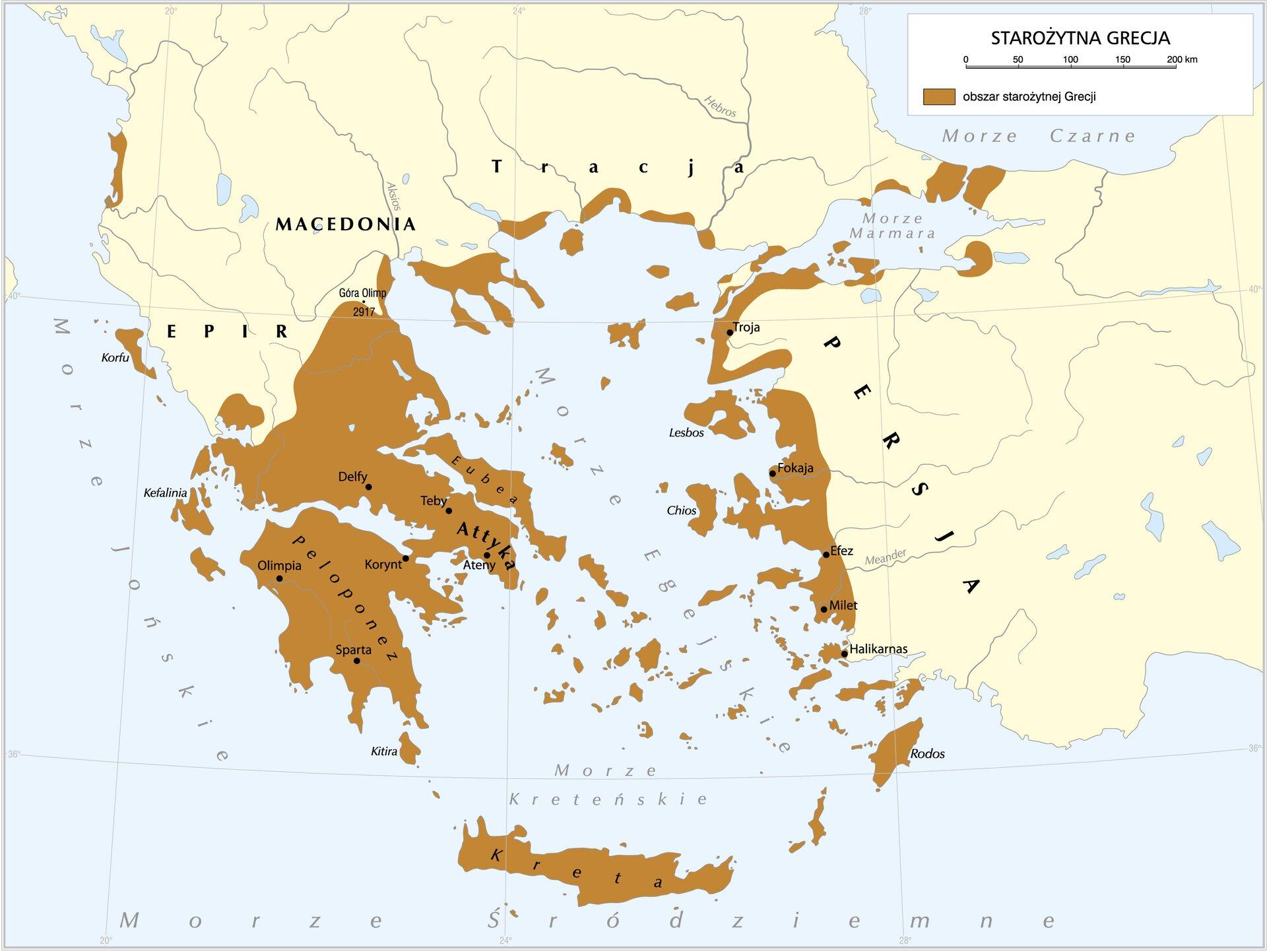 Poczatki Cywilizacji Greckiej Sparta I Ateny Epodreczniki Pl