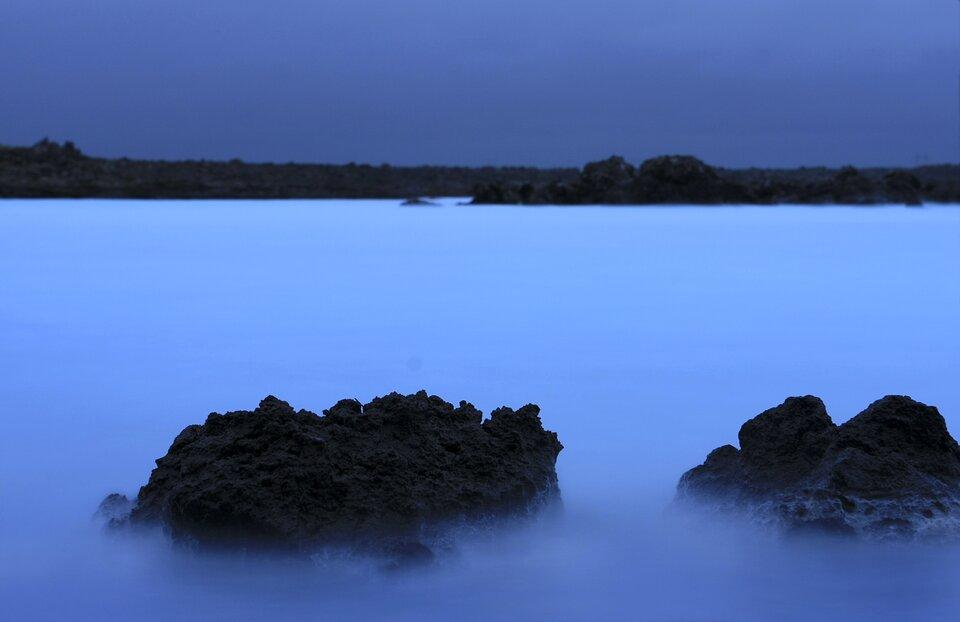 Błękitna Laguna – Islandia