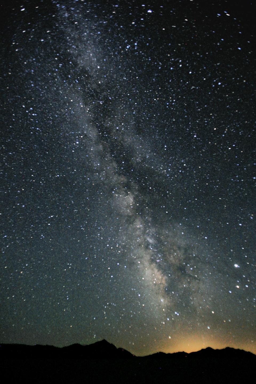 zdjęcie Drogi Mlecznej na niebie