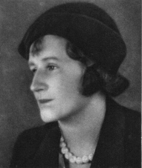 Maria Kuncewiczowa Maria Kuncewiczowa Źródło: Autor nieznany, ok. 1933, domena publiczna.