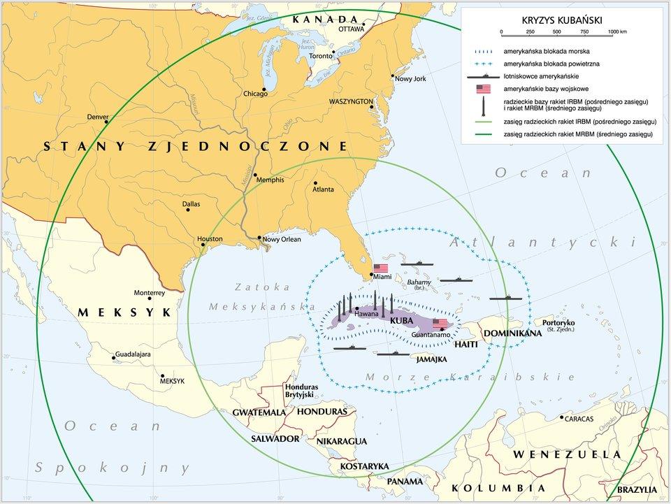 Kryzys kubański Kryzys kubański Źródło: Krystian Chariza izespół.
