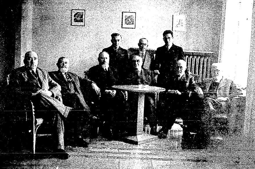 Koło Żydowskie sejmu Vkadencji (1938–1939) Źródło: Koło Żydowskie sejmu Vkadencji (1938–1939), domena publiczna.