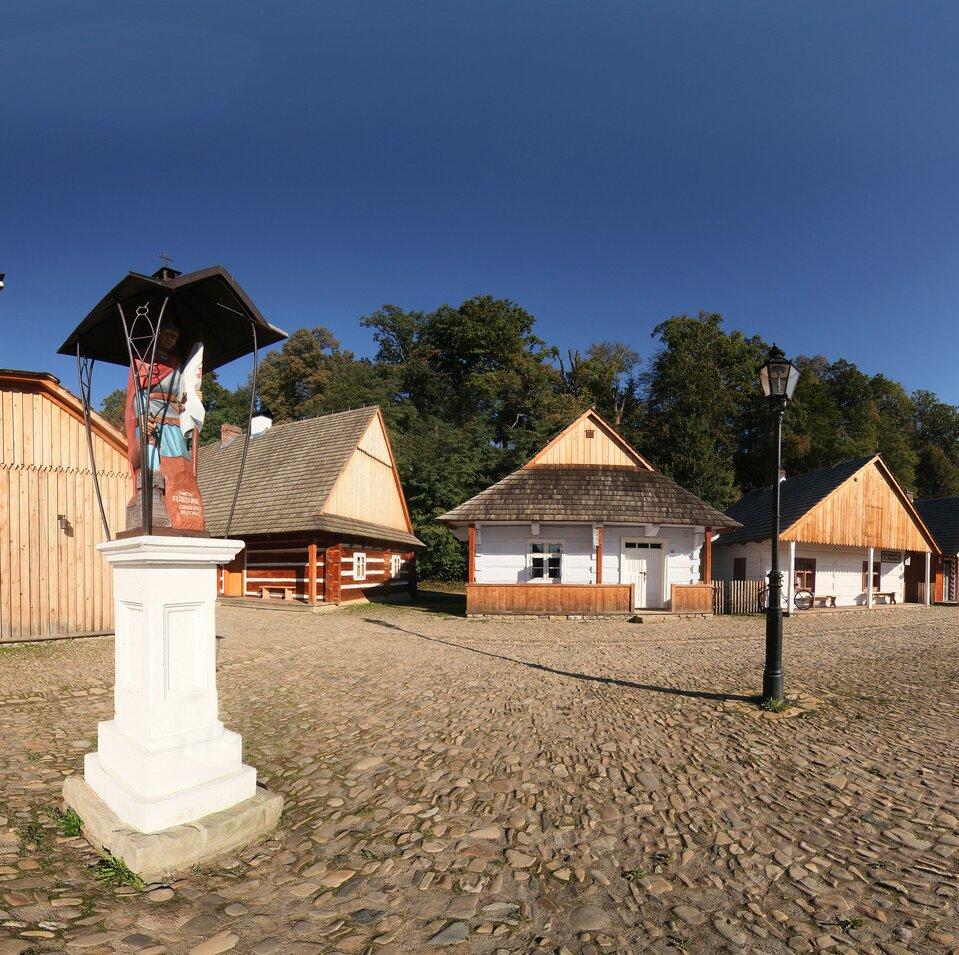 Wirtualna wycieczka po Muzeum Budownictwa Ludowego wSanoku