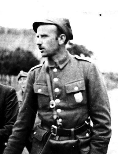 """Zygmunt Szendzielarz""""Łupaszka"""" Zygmunt Szendzielarz""""Łupaszka"""" Źródło: domena publiczna."""