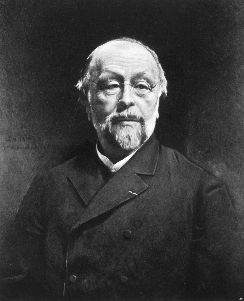 Hippolyte Taine (1828–1893) Hippolyte Taine (1828–1893) Źródło: Léon Bonnat, domena publiczna.