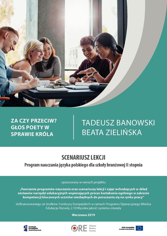 Pobierz plik: Scenariusz 5 Banowski SBII Język polski.pdf