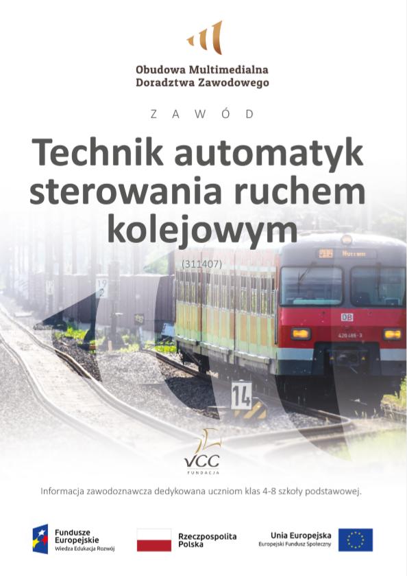 Pobierz plik: Technik automatyk sterowania ruchem kolejowym klasy 4-8 MEN.pdf