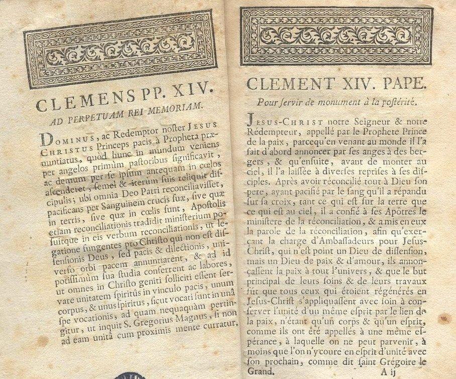 Dominus ac Redemptor Źródło: Dominus ac Redemptor, domena publiczna.