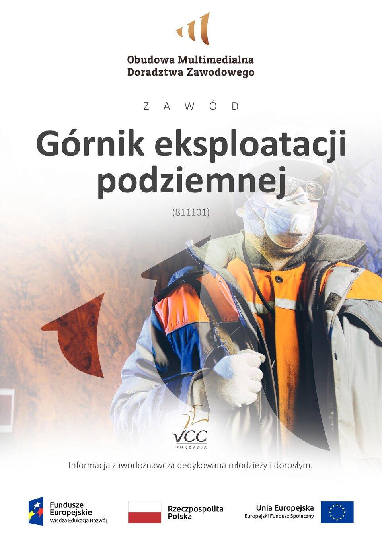 Pobierz plik: Górnik eksploatacji podziemnej dorośli i młodzież MEN.pdf
