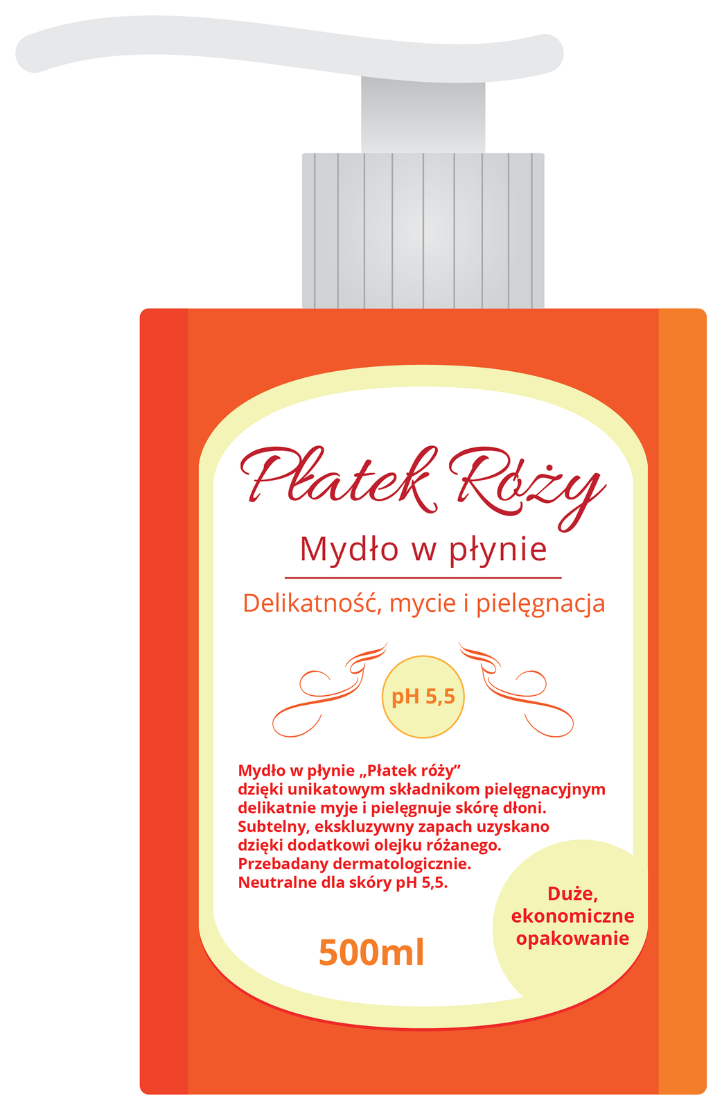 pH mydła