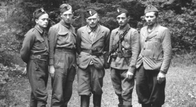 Żołnierze Armii Krajowej Żołnierze Armii Krajowej Źródło: domena publiczna.