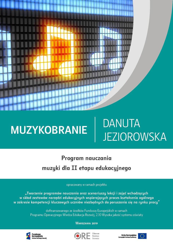 Pobierz plik: PROGRAM NAUCZANIA MUZYKA.pdf