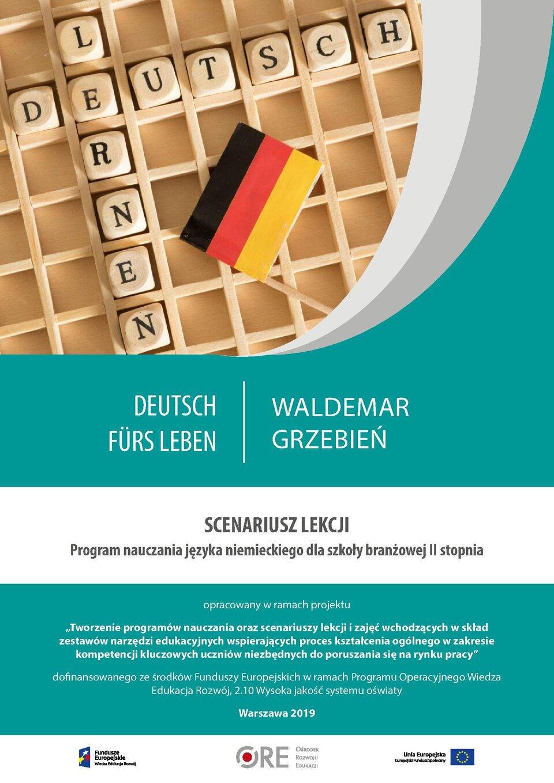 Pobierz plik: Scenariusz 22 SPP jezyk niemiecki II podstawowy.pdf