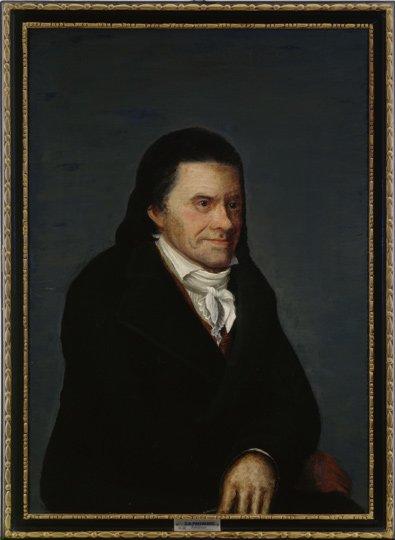 Portret Johanna Heinricha Pestalozziego Portret Johanna Heinricha Pestalozziego Źródło: Georg Friedrich Adolph Schöner, 1804, domena publiczna.