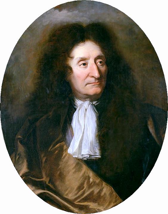 Jean de La Fontaine Źródło: Hyacinthe Rigaud, Jean de La Fontaine, XVIII wiek, domena publiczna.