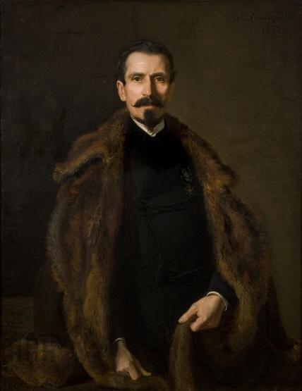 Julian Konstanty Ordon Źródło: Bolesław Łaszczyński, Julian Konstanty Ordon, ok. 1872, domena publiczna.