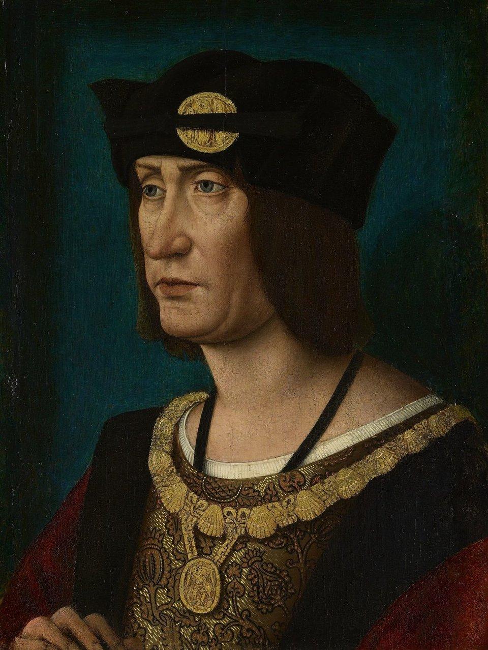 Ludwik XII Źródło: Jean Perréal, Ludwik XII, ok. 1514, domena publiczna.