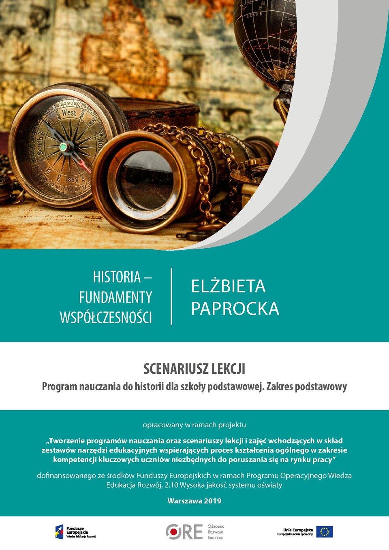 Pobierz plik: Scenariusz 16 Kształtowanie się granicy wschodniej II Rzeczpospolitej..pdf