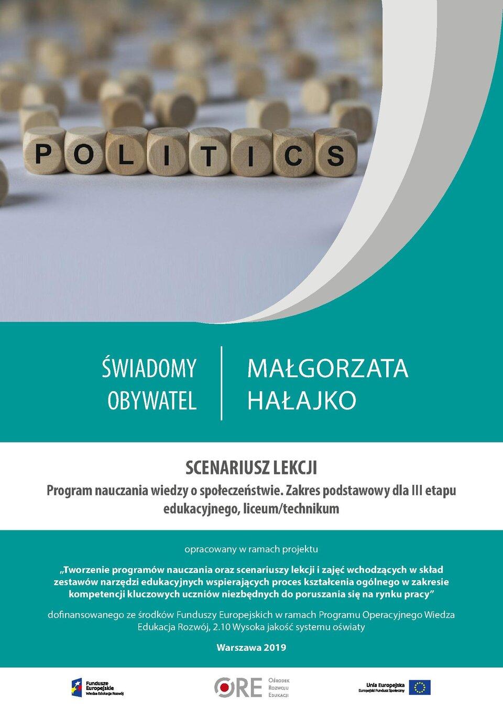 Pobierz plik: Scenariusz 3 Hałajko SPP wos podstawowy.pdf