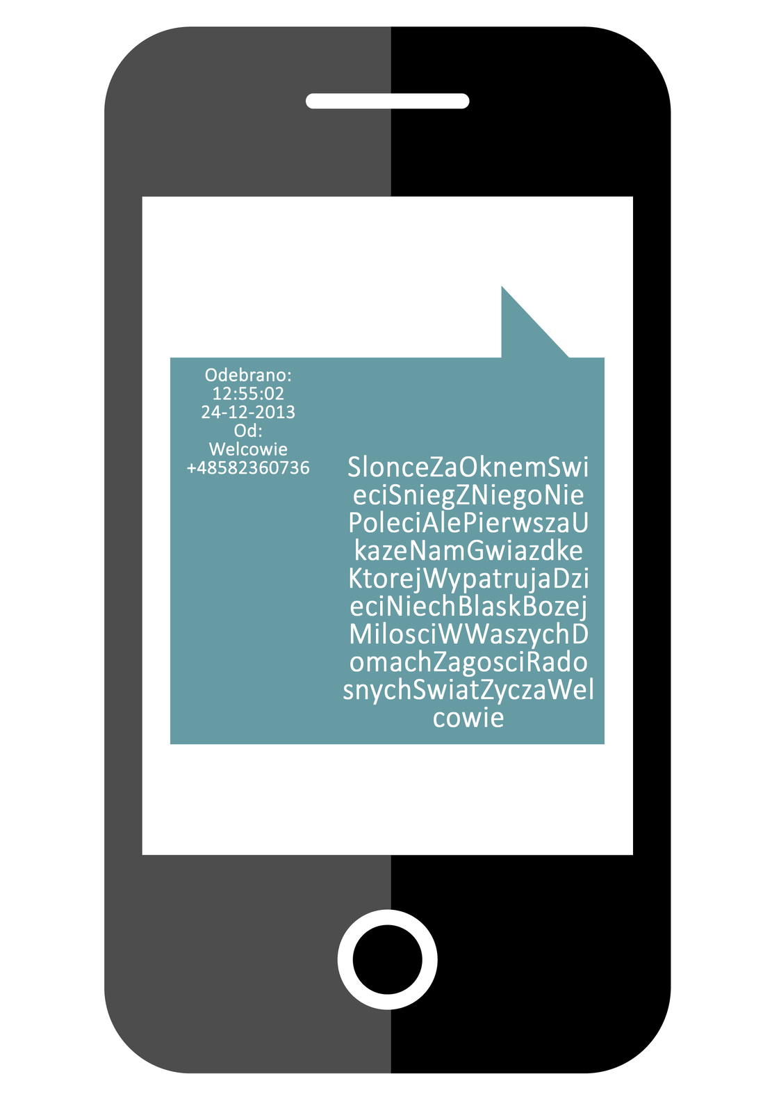 sms Źródło: Contentplus.pl sp. zo.o., licencja: CC BY-SA 4.0.
