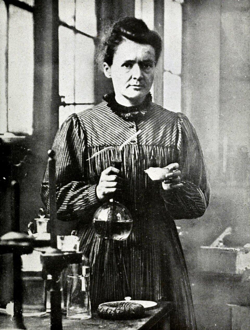 Maria Curie–Skłodowska